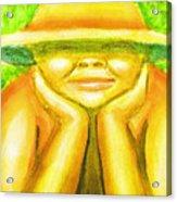 Summer Sun Acrylic Print