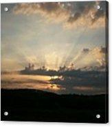 Summer Sunrise Spectacular Acrylic Print