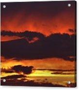 Summer Sunset 04 Acrylic Print