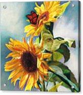Summer Acrylic Print by Svitozar Nenyuk