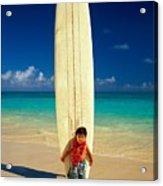Summer Vacation Acrylic Print