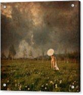 Summer Walk  Acrylic Print