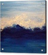 Summer Wave Acrylic Print