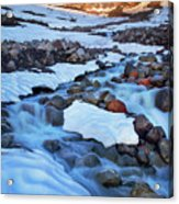 Summerland Creek Acrylic Print