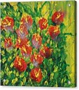 Summer's Bloom Acrylic Print