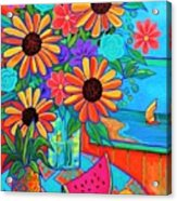 Summers Dream Acrylic Print