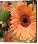Summertime Bouquet Acrylic Print