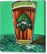 Summit 2 Acrylic Print