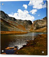 Summit Lake Colorado Acrylic Print