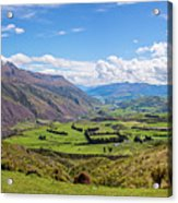 Summit View New Zealand II Acrylic Print