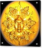 Sun A Go Go Acrylic Print