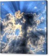 Sun Beams-2 Acrylic Print