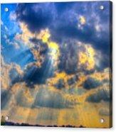Sun Beams-4 Acrylic Print