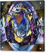 Sun Cloud Visions Acrylic Print