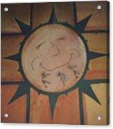 Sun Dance Tile Kit Acrylic Print