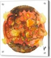 Sun Flares Acrylic Print