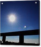 Sun Gleam Acrylic Print