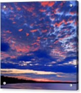 Sun Has Set Acrylic Print