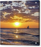 Sun Kissed Acrylic Print