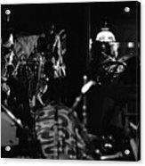 Sun Ra Arkestra At The Red Garter 1970 Nyc 1 Acrylic Print