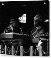 Sun Ra Arkestra At The Red Garter 1970 Nyc 14 Acrylic Print