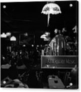 Sun Ra Arkestra At The Red Garter 1970 Nyc 16 Acrylic Print