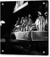 Sun Ra Arkestra At The Red Garter 1970 Nyc 18 Acrylic Print