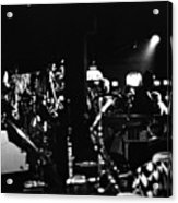 Sun Ra Arkestra At The Red Garter 1970 Nyc 2 Acrylic Print