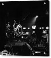 Sun Ra Arkestra At The Red Garter 1970 Nyc 20 Acrylic Print