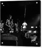 Sun Ra Arkestra At The Red Garter 1970 Nyc 21 Acrylic Print