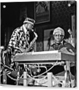 Sun Ra Arkestra At The Red Garter 1970 Nyc 3 Acrylic Print