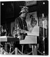 Sun Ra Arkestra At The Red Garter 1970 Nyc 38 Acrylic Print