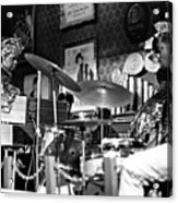 Sun Ra Arkestra At The Red Garter 1970 Nyc 9 Acrylic Print