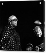 Sun Ra Acrylic Print