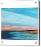 Sun Sliver Acrylic Print