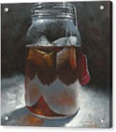 Sun Tea Acrylic Print by Timothy Jones