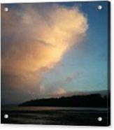 Suncloud Acrylic Print