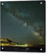 Sundance Milky Way Acrylic Print