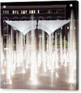 Sundance Square 33117 Acrylic Print