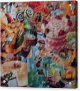 Sunday Brunch Acrylic Print