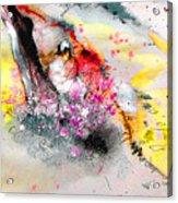 Sunday By The Tree Acrylic Print