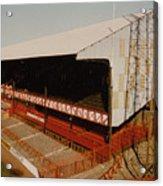 Sunderland - Roker Park - Main Stand 2 - Leitch - 1970s Acrylic Print
