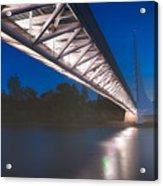 Sundial Bridge 4 Acrylic Print