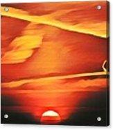 Sundragon  Acrylic Print