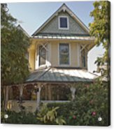 Sundy House Acrylic Print