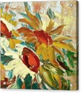 Sunflowers 16 Acrylic Print