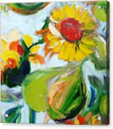 Sunflowers 7 Acrylic Print