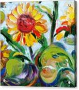 Sunflowers 9 Acrylic Print