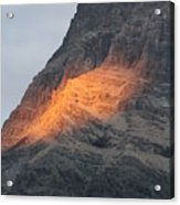 Sunlight Mountain Acrylic Print
