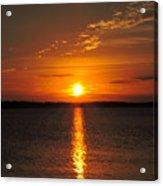 Sunlight Path Acrylic Print